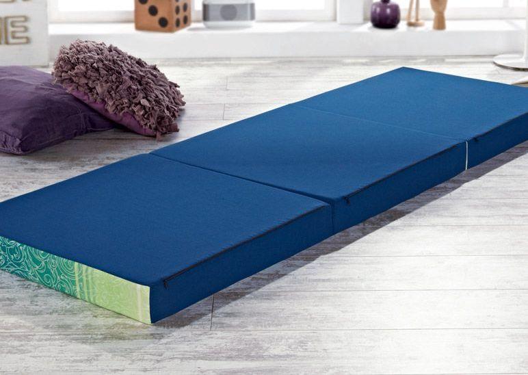200x65 materasso ripiegabile letto per gli ospiti poltrona divano di guest ebay - Letto ripiegabile ...