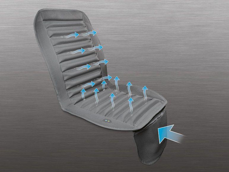 klima sitzauflage 2 gebl sestufen sitzbezug bel ftet 12v. Black Bedroom Furniture Sets. Home Design Ideas